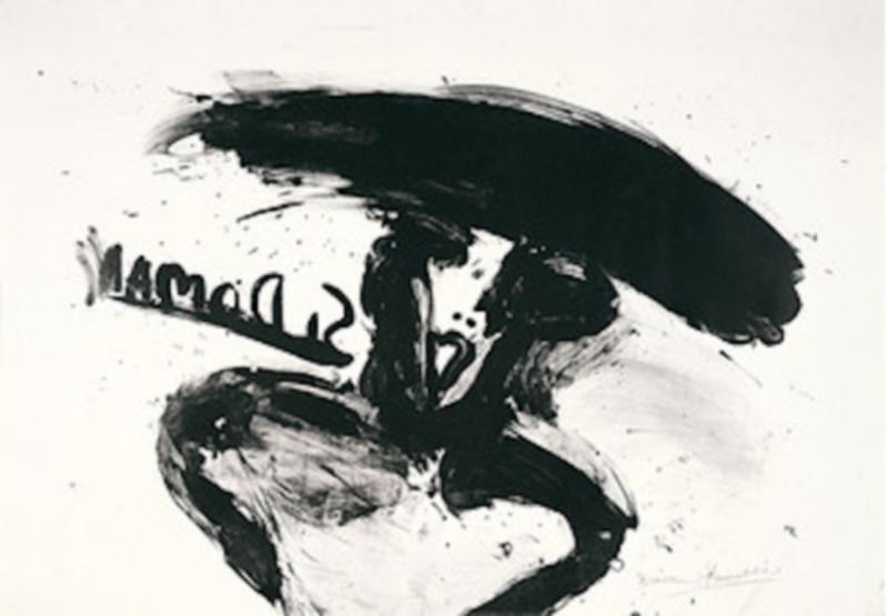 Jannis KOUNELLIS - Estampe-Multiple - Untitled
