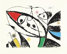 Joan MIRO - Print-Multiple - Serie Mallorca III