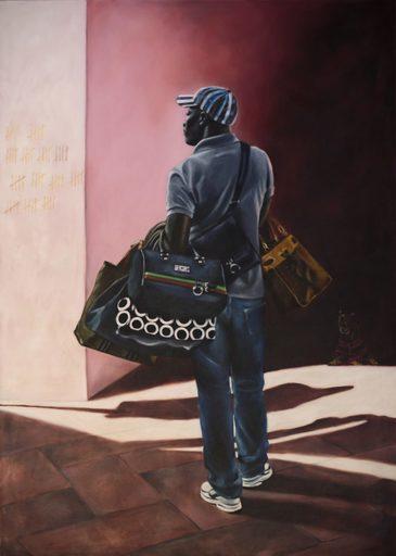 Regine FREISE - Pintura - « Gucci etc. »