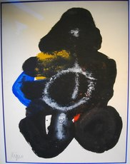 Ladislas KIJNO - Peinture - Composition