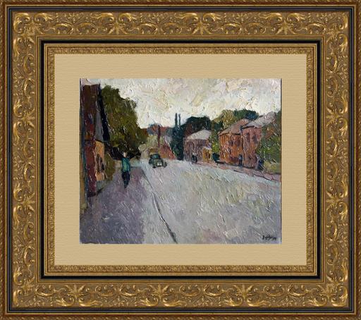 Valeriy NESTEROV - Gemälde - Bolshaya Androniyevskaya street. Moscow