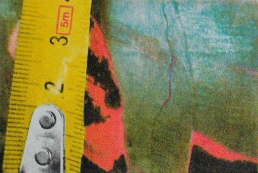 Rita MCBRIDE - Print-Multiple - Untitled (Rulers III)