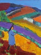 Pierre AMBROGIANI - Peinture - Paysage