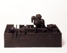 Mimmo PALADINO - Sculpture-Volume - Labirinto (sculpture)