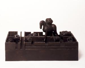 米莫·帕拉迪诺 - 雕塑 - Labirinto