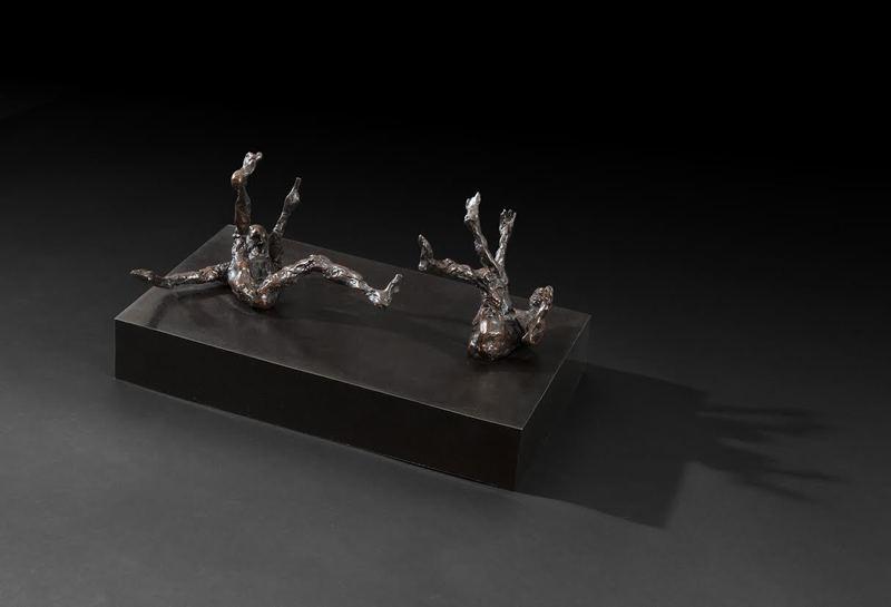 David BREUER-WEIL - Sculpture-Volume - Arrivals