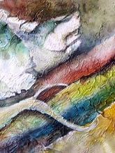 Jacqueline GAGNES-DENEUX - Peinture - VIBRATO DU SOUS-BOIS