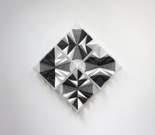 Fabrice AINAUT - Drawing-Watercolor - Variation autour d'un demi-cône 1