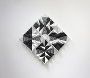 Fabrice AINAUT - Dibujo Acuarela - Variation autour d'un demi-cône 1