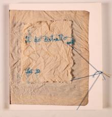 Maria LAI - Sculpture-Volume - Il dio distratto