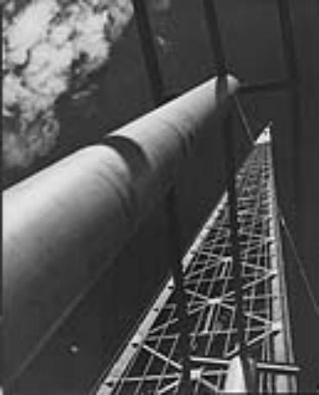 Herbert MATTER - Fotografia - Structure on World's Fair