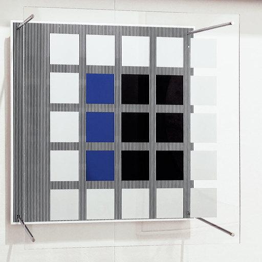 Jesús Rafael SOTO - Sculpture-Volume - Cuadrados vibrantes