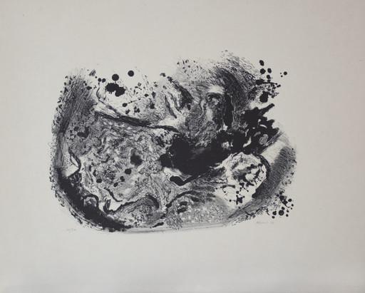 Chafik ABBOUD - Grabado - Untitled