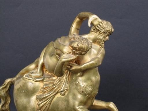 GIAMBOLOGNA - Escultura - Nessus et Déjanire
