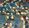 David KAPP - Painting - Rearview                  .