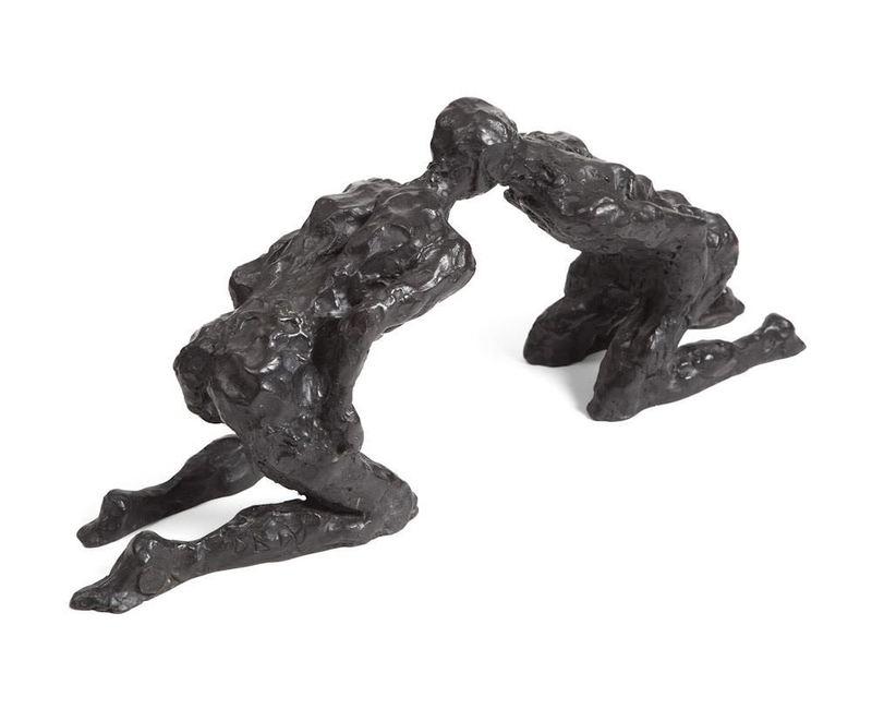 David BREUER-WEIL - Sculpture-Volume - Brothers