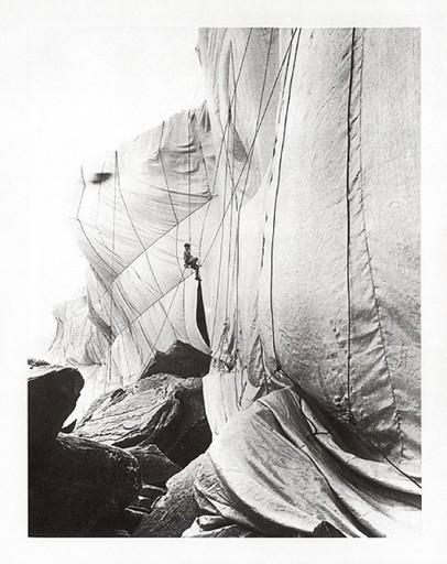 CHRISTO - Print-Multiple - Wrapped Coast, Australia