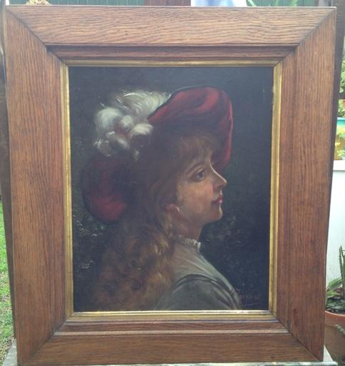 Gustave Jean JACQUET - Pintura