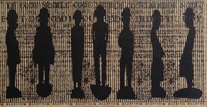 Pascale Marthine TAYOU - Pintura - Code Noir 6