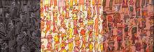 Antonio SEGUI - Pintura - Tres espacios