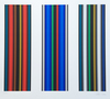 Dario PEREZ FLORES - Grabado - prochromatique tryptich