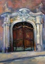 Alise MEDINA - Pintura - Gate