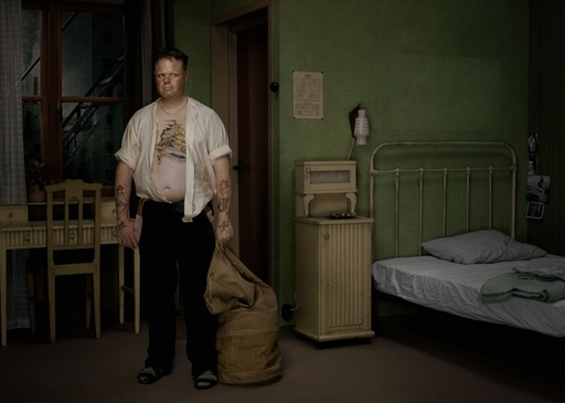 Erwin OLAF - Fotografia - HOPE, The Lodger