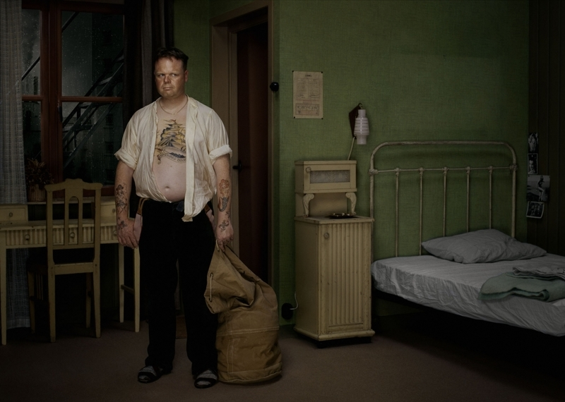 Erwin OLAF - Photography - HOPE, The Lodger