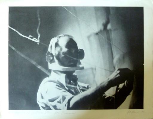 Al HANSEN - Fotografia - Hamlet of Gertrude Stein