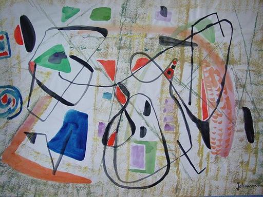 Jo BRENNEIS - 绘画 - 56/52