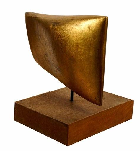 Tadeusz SZPUNAR - Skulptur Volumen - Synthetic Portrait