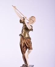 Claire COLINET - Escultura - Flute Player