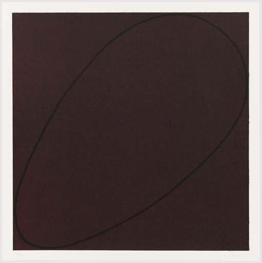 "Robert MANGOLD - Druckgrafik-Multiple - Untitled from ""4x4x4"""