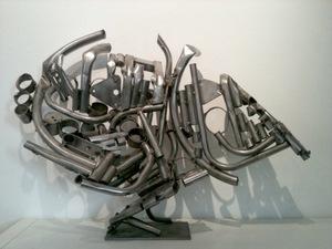 Albert FÉRAUD - Sculpture-Volume - Sans titre, 1979