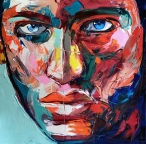 Françoise NIELLY - Painting - Akshay Kumar
