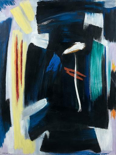 Gérard SCHNEIDER - Peinture - Opus 47 B