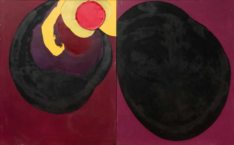 Luis FEITO LOPEZ - Painting - 746 - B
