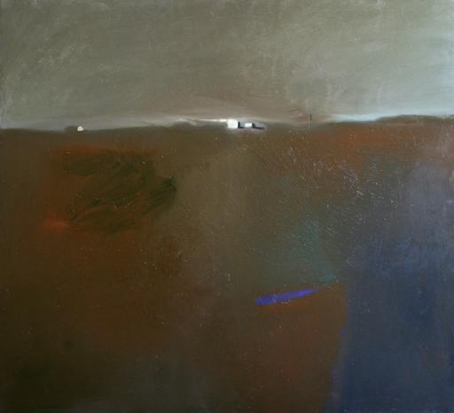 Klaus Karl MEHRKENS - Painting - Moor