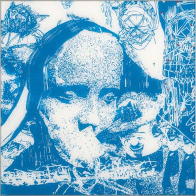Oliver DORFER - Pittura - Blueprint 4