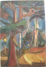 Mariano RODRIGUEZ - Painting - Paisaje