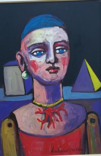 Antonio SCIACCA - Pintura - Senza titolo