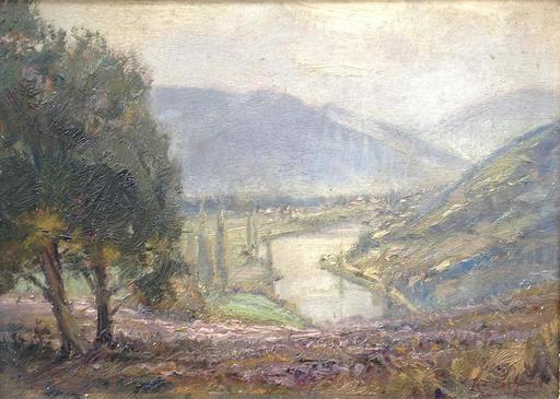 René SCHMID - Painting