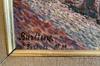 David BURLIUK - Gemälde - Hot Springs, New Mexico