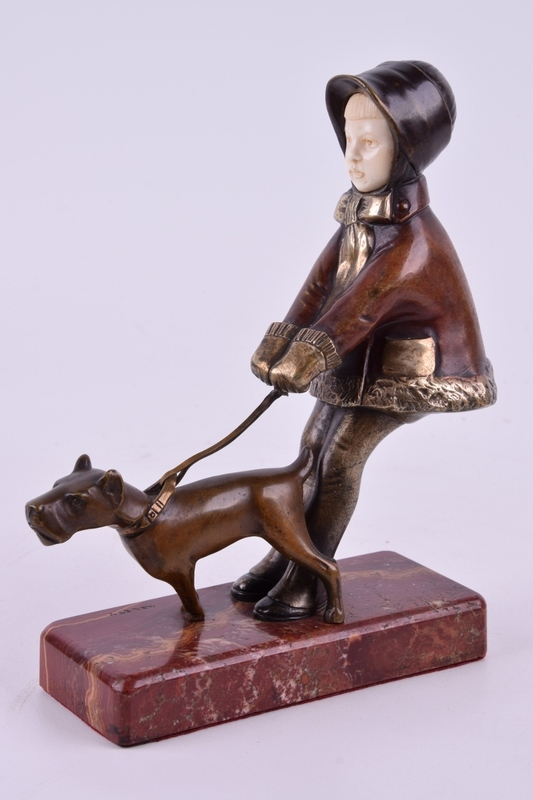 Alexandre KELETY - 雕塑 - Disobedient
