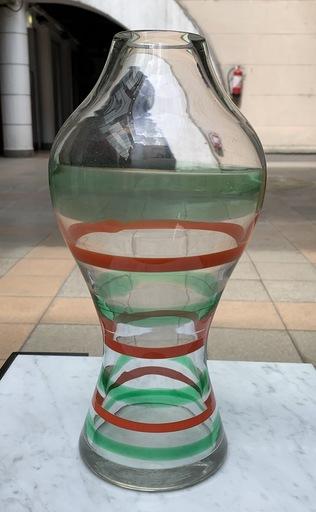 Carlo MORETTI - Vase Carlo Moretti en verre de Murano
