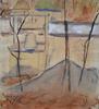Sultana SOROUJOUN - Drawing-Watercolor - Urban Landscape in Bulgaria