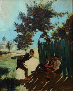 Kleophas BOGAILEI - Painting