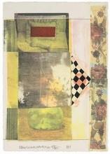 Robert RAUSCHENBERG - Print-Multiple - Arcanum III