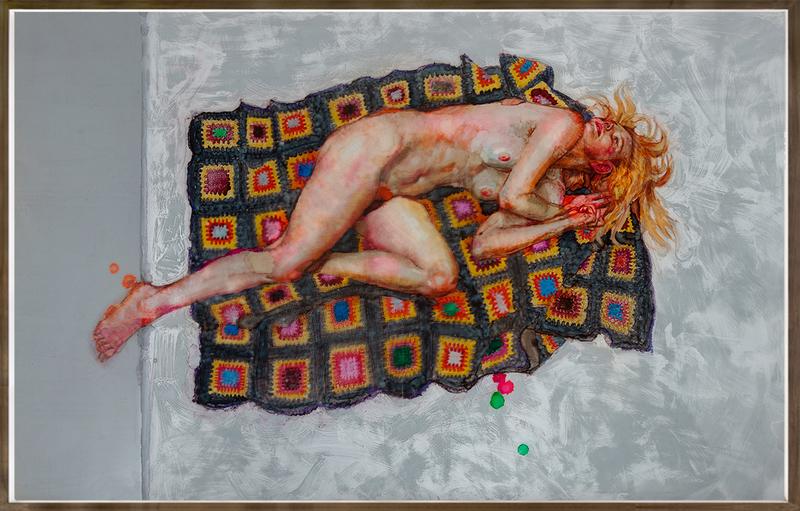 H. Craig HANNA - Peinture - Blanket