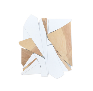 Scott TROXEL - Skulptur Volumen - Divergence